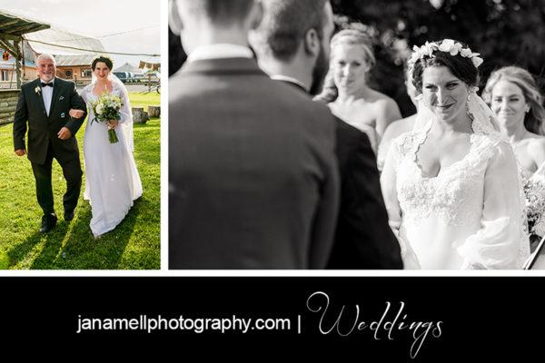 Kelsey + Tim | A St. Bernardin Wedding