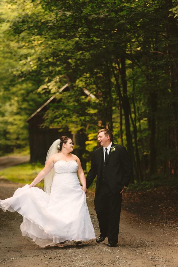 Brittany + Eric   A Lachute Wedding